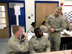 Support Systems for Correctional Officers